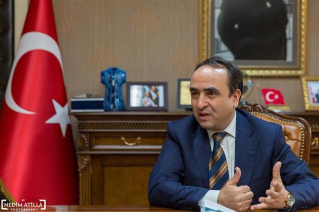 Orman ve Su İşleri Bakanlığı Müsteşarı Akif Özkaldı