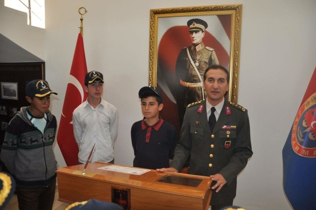 Albay Timuroğlu 23 Nisan