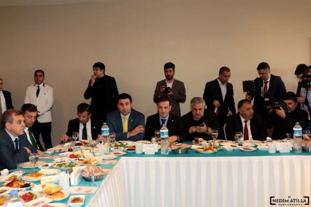 Bakan Çelik GDO Basın Toplantısı