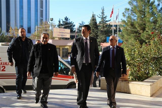 Başkan Ekinci Esnaf ve Oda Ziyaretlerini Sürdürüyor