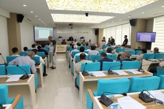 Büyükşehir Belediye Meclis Salonu