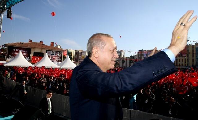 Cumhurbaşkanı Erdoğan Şanlıurfa Ziyareti