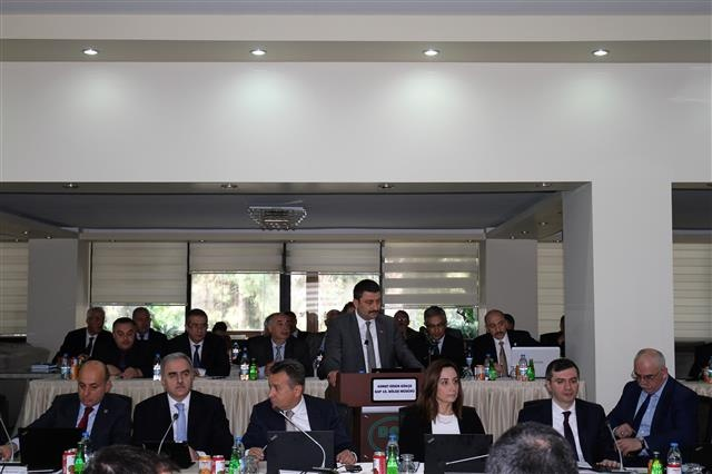 DSİ Genel Müdürü Şanlıurfa Çıkarması