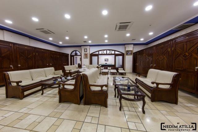 ELRUHA Otel Sağlık Kulübü