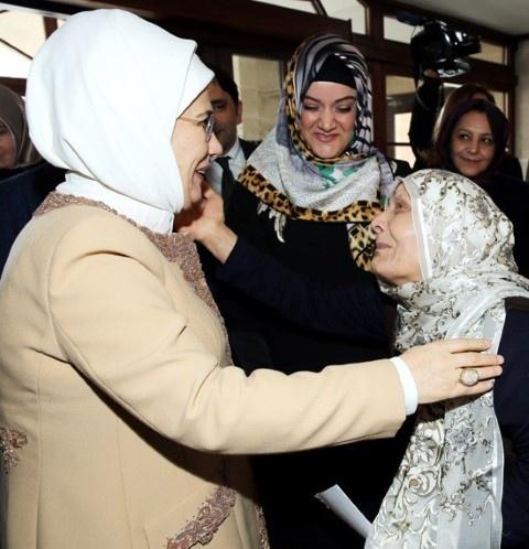 Emine Erdoğan YEDAM Açılışı
