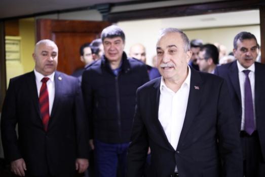Bakan Fakıbaba TÜMSİAD toplantı