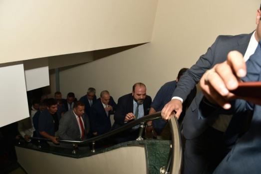 Faruk Çelik-Ahmet Fakıbaba Devir Teslim