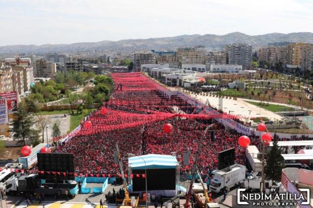 Nedim Atilla'nın Objektifinden Cumhurbaşkanı Erdoğan