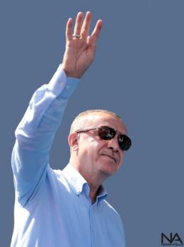 Tayyip Erdoğan 24 Haziran Şanlıurfa mitingi