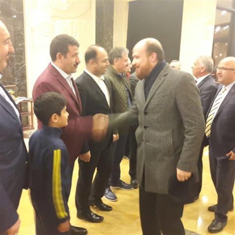 Türkiye Belediyeler Birliği Toplantısı Afyon