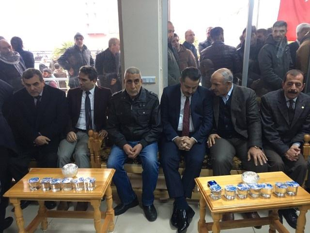 Şehit Polis Siverek Bakan Çelik Taziye