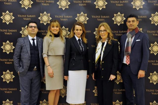 Zeynep Karahan Uslu Yıldız Sarayı Vakfı