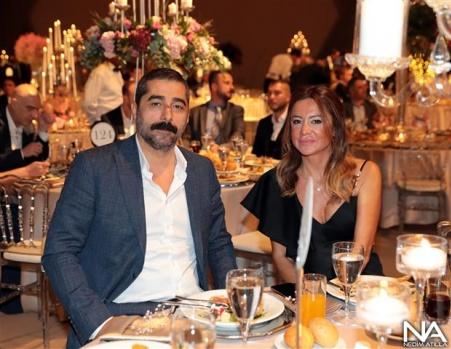 Ali Yasak oğlunu evlendirdi