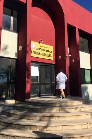 Atatürk Barajı Çok Programlı Anadolu Lisesi