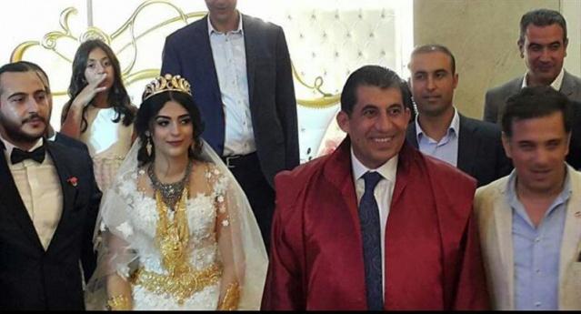 Menderes Atilla oğlu Düğün