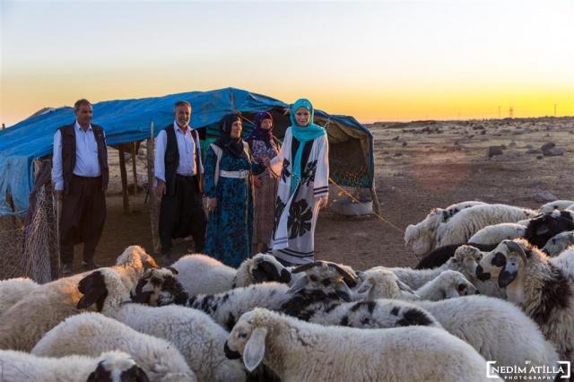 Burcu Çetinkaya Çoban Röpörtajı