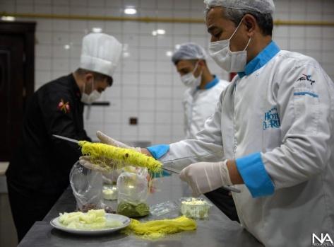 ELRUHA Otel'den yeni lezzet: Şişte Kadayıf