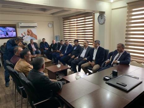 Mehmet Erkan Hilvan'dan aday adayı oldu