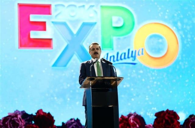 EXPO 2016 Kapanış