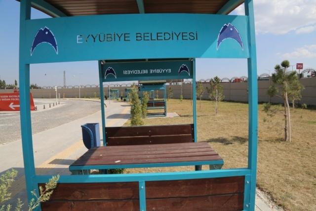 Eyyübiye 800 Yataklı Hastane