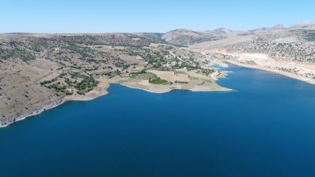 Fırat Nehri 3 ülkeye hayat veriyor