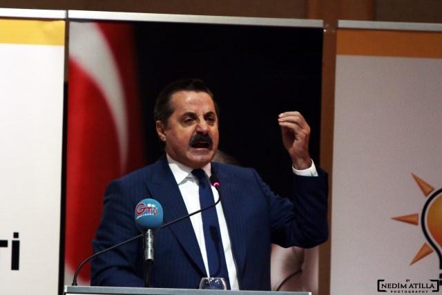 Bakan Çelik AK Parti Danışma Meclisi
