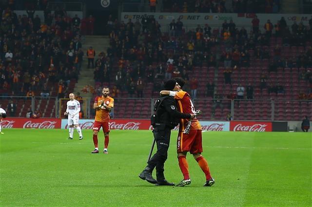 Galatasaray-Gaziantepspor Maçı