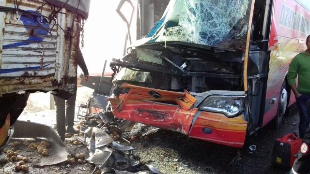 Hilvan Yolu Trafik Kazası