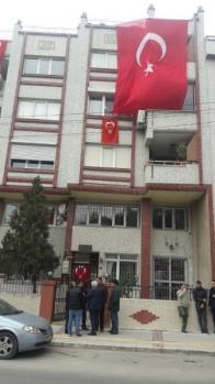 İzmir Buca Şehit Evi