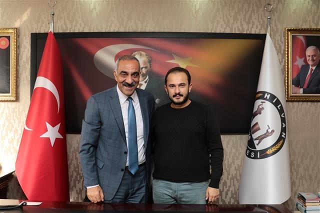 Hilvan Belediye Başkanı ile Röpörtaj