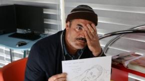 Engelli işçi Kerim Bebek'i unutmadı