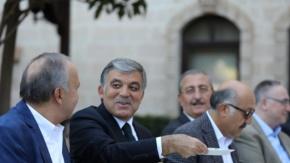 Abdullah Gül ELRUHA