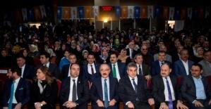 Lütfi Elvan AK Parti Danışma Meclisi