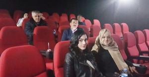 Mehmet Ekinci REİS Filmini İzledi