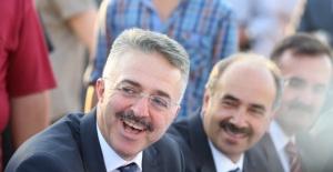 Murat Acu 12 Tesis Temel Atma Töreni