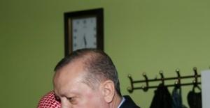 Erdoğan Şehit Ailesi Ziyareti