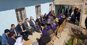 Canpolat ve Eyyüpoğlu Haliliye Kırsalında