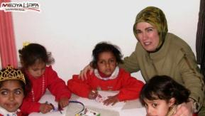 Emine Erdoğan Haydi Kızlar Okula Kampanyası Şanlıurfa