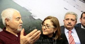 FATMA ŞAHİN EMİTT 2017 ŞANLIURFA STANDI