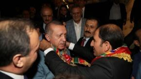 Türkmenler Erdoğan  Kefiyesi