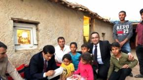 Harran'da Eğitim Seferberliği Başladı