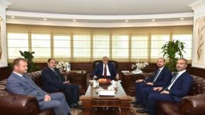 Bilal Erdoğan Bakan Fakıbaba