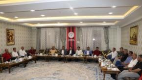Karaköprü Belediyespor İlk Toplantı