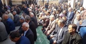 Mehmet Kaya'nın Babası Toprağa Verildi