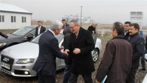 'Mardin Depolaması Cazibe Sulaması Ana Kanal Yapım İşi