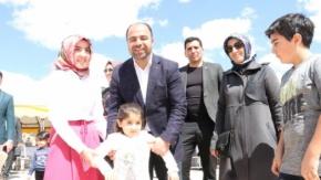 İlimkent Okullarında Bahar Şenliği Çoşkusu