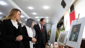 ''Çağını Aşan Sultan II. Abdülhamid Han'' Paneli
