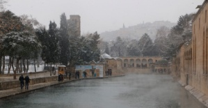 Şanlıurfa'dan Kış Manzaraları