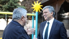Abdullah Gül-Sedat Atilla Röpörtaj