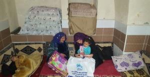 Ayşe Ekinci Yardıma Muhtaç Aileler Ziyaret